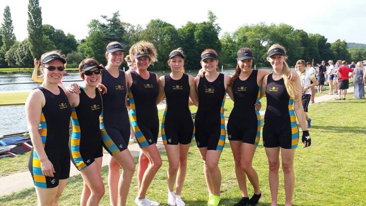 Women's Henley Eight 2014