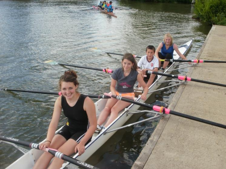 Rowing summer courses 2